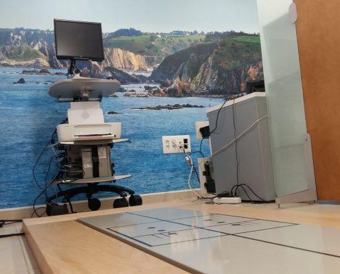 sistemas de diagnóstico para los trastornos del equilibrio, vHIT y POSTUROGRAFÍA NEUROCOM